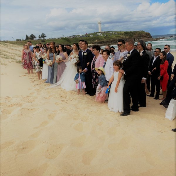 ~ Jenny & Dennis's Wedding in Wollongong ~ 12th December 2020