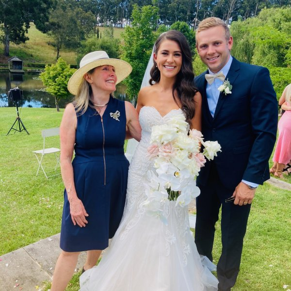 Giarne & James's Wedding in the Southern Highlands on 9th January 2020