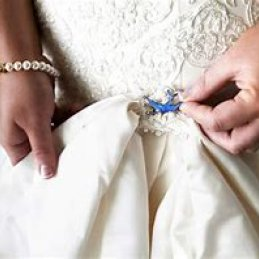 Something Borrowed Something Blue ~ Wedding Day Rituals